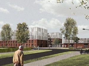 Marienlund Plejecenter i Silkeborg